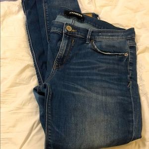 Express Stretch Repreve Jeans